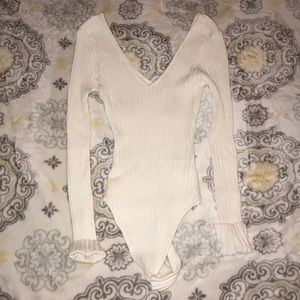 Fashion nova knit bodysuit